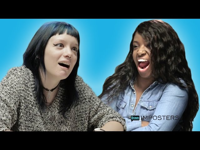 Married Couples Take A Lie Detector Test // Presented By BuzzFeed & Bravo's Imposters