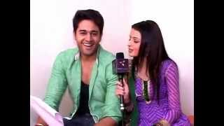 India-Forums Interview with Gaurav Khanna and Shrenu Parikh Part 2