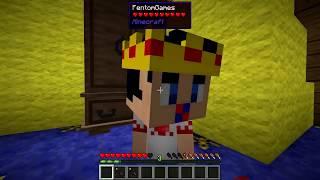 Minecraft: HELLO NEIGHBOR - O VIZINHO É UM TARADO! BEIJOU MINHA MÃE!