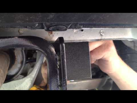 How to install trailer Hitch on SUV, Trailer Hitch Installation guide