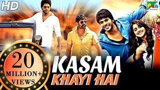 Kasam Khayi Hai | New Romantic Hindi Dubbed Movie | Sundeep Kishan, Regina Cassandra, Jagapati Babu
