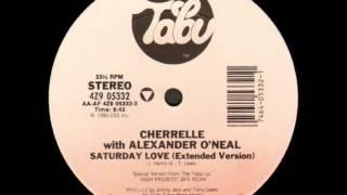 Cherrelle & Alexander O'Neal - Saturday Love (Dj ''S'' Bootleg Extended Dance Re-Mix)
