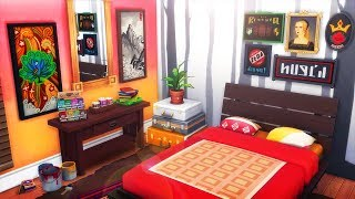 SIMS 4 CHILD/TEEN BEDROOM RENO (Birth To Death Series)