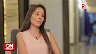 أون اسكرين - مريم الخشت: أنا بعمل الحاجة اللي بحبها ومش بخطط للمستقبل بس الحظ خلاها شغل