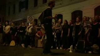 Dresden Neustadt - 3. Assi Eck Chor / Red Hot Chili Peppers - Can't stop