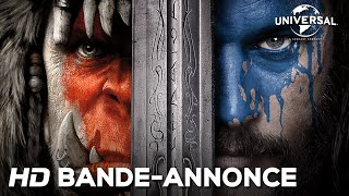 Warcraft : le Commencement - Bande-annonce officielle (Universal Pictures) VF