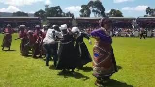 Kamba ladies dance maima