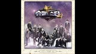 Superstar K4 Top12 - SING A SONG