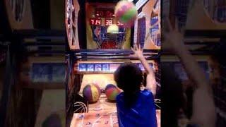 Arcade Basketball Hoop Junior All-Star    ViralHog