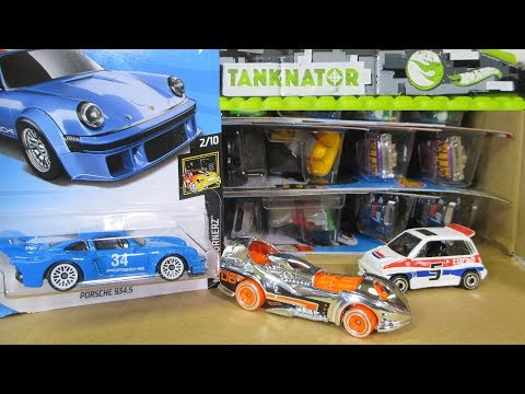 Xxx Mp4 2018 C WW Hot Wheels Factory Sealed Case Unboxing Video By RaceGrooves 3gp Sex