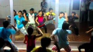 deepak rajput choreography tinku jia