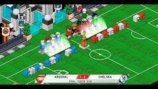 | Arsenal 1 - 2 Chelsea | FINAL Fa CUP | FIFA v8