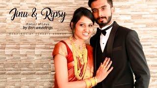 Kerala Christian Wedding highlights 2016 - Jinu + Ripsy