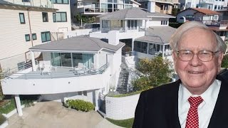 Inside Warren Buffett's $11 million Laguna Beach vacation house