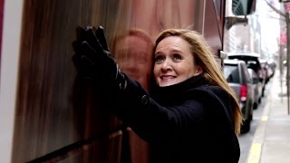 Web Extra: Just A Girl Standing In Front Of A Bus | Full Frontal with Samantha Bee | TBS