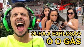 OLHA A EXPLOSÃO - CANTANDO EM PÚBLICO - PLAYLIST DE CARNAVAL