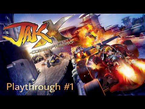 Xxx Mp4 Jak X Combat Racing PS4 Playthrough Part 1 HD 3gp Sex