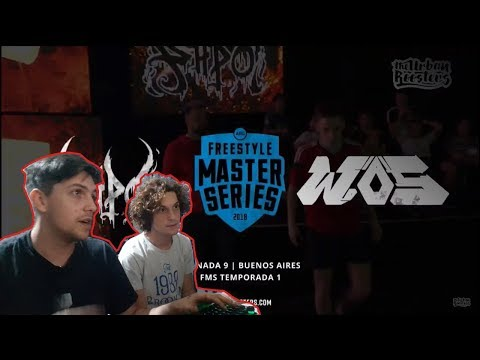 Xxx Mp4 WOS Vs PAPO FINAL FMS Argentina REACCION Lick Ft Luisito Comunica 3gp Sex