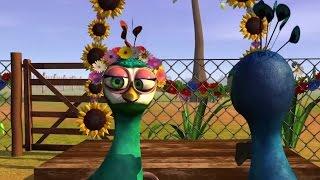 El pavo y la pava HD - Canciones de la Granja de Zenón 1