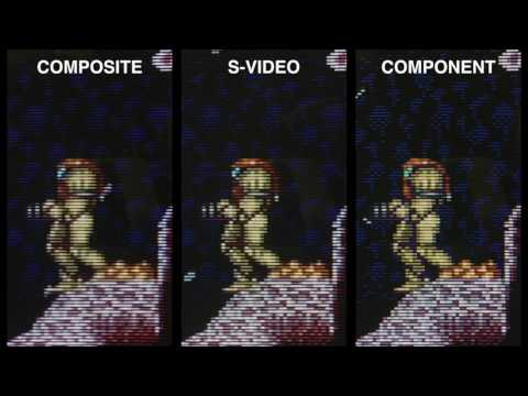 Xxx Mp4 RetroTink Demonstration Raspberry Pi 240p Component And S Video Output 3gp Sex
