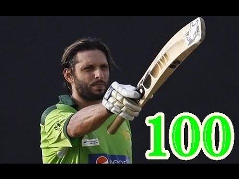 Xxx Mp4 Shahid Afridi 100 Runs Off 37 Balls Fastest Century In ODI 3gp Sex