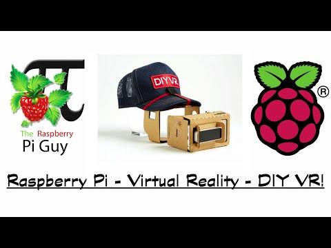 Raspberry Pi - Virtual Reality - DIY VR!