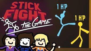 Battle mit nur 1 Leben! | Stick Fight: The Game