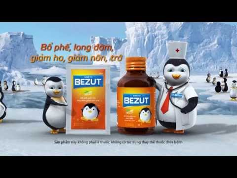 TVC thuốc ho Bezut Phim quảng cáo thuốc ho Bezut