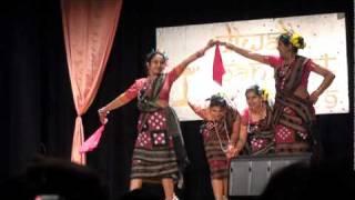 Rangabati Sambalpuri Dance Oriya