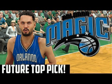 NBA 2K17 Magic MyGM Y2 | We Could Get The Top Pick In The 2019 Draft! + Trade Talk