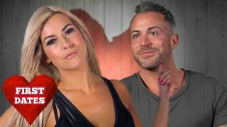 Lingerie Model Wants A Man With A Low Sex Drive | First Dates