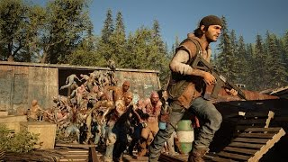 Days Gone - New Gameplay (Leaked E3 2016)