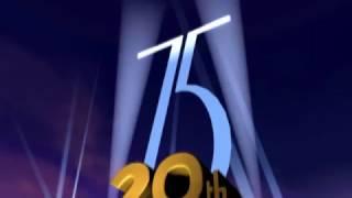 20th Century Fox (2010) Logo Remake (75 Years Variant) (December Update)