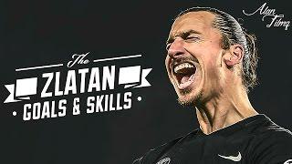Zlatan Ibrahimovic - Ultimate Goals & Skills 2015/2016 - HD 1080p