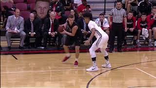 Barry Men's Basketball highlights vs  Nova Southeastern on ESPN3