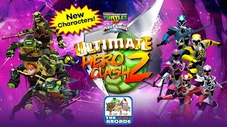 TMNT VS Power Rangers: Ultimate Hero Clash 2 - This Isn't Even My Final Form (Nickelodeon Games)