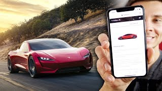 Tesla Roadster Reserved! iPhone X Giveaway & Apple News