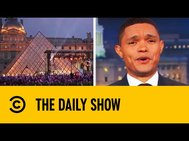 France Has Delayed The End Of The World - The Daily Show | Comedy Central