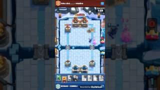 WALKI 2vs2 | Clash Royale