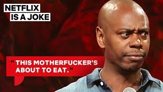 Dave Chappelle's Drug Sniffing Dog | Netflix Is A Joke