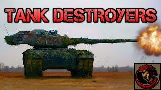 Should We Have Tank Destroyers?