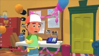 Handy Manny - 'Mr. Lopart's Birthday'