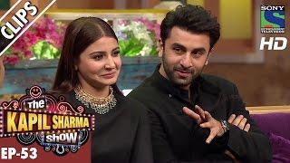 Anushka Sharma promoting Ae Dil Hai Mushkil -The Kapil Sharma Show-Ep.53-22nd Oct 2016