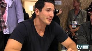 Grimm Season 3: Sasha Roiz Interview