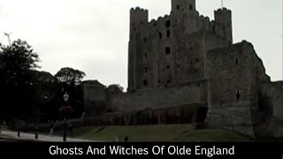 Ghosts And Witches Of Olde England