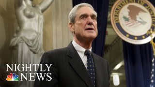 White House Counsel Don McGahn Reported To Be Cooperating With Mueller Probe | NBC Nightly News