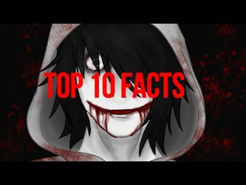 Jeff The Killer | Top 10