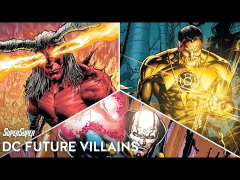 DC Supervillains We d Love in DC Extended Universe SuperSuper