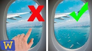 10 Things You Should Never Do on an Airplane
