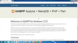How to Connect Xampp My SQL database With PHP (Tutorial)